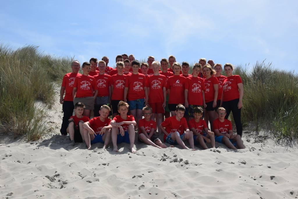 Ameland 2017 Fussballschule Garrel