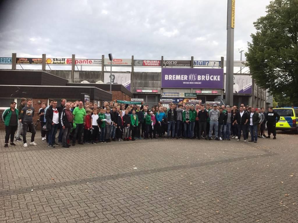 U-21-Länderspiel nach Osnabrück