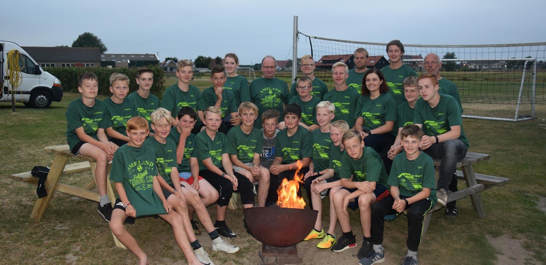 Ameland 2018 Fussballschule Garrel