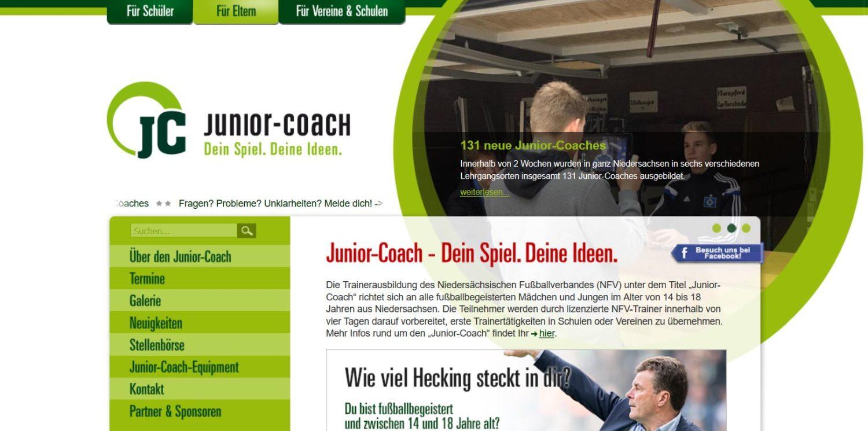Fußballfabrik Ingo Anderbrügge Fussballschule Garrel