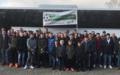3.-Liga Spiel Meppen – Hallescher FC