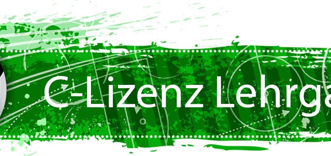 Trainerlehrgang C-Lizenz in Bethen